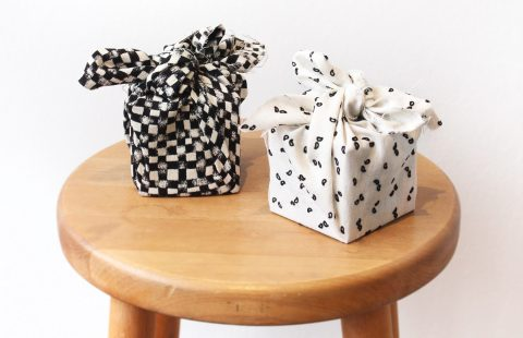 Atelier Furoshiki : l'emballage en tissu